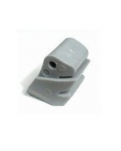 Roller Derby 826G Gray Inline Skate Brake Stopper
