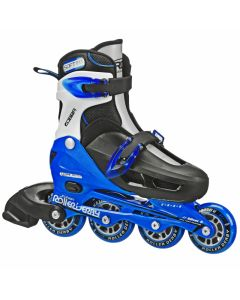 Cobra Boy's Inline Skates - Adjustable Sizes (12-1) or (2-5)