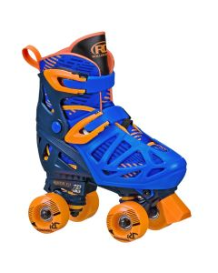 Boys Adjustable Quad Roller Skates (Adjustable size 3-6)