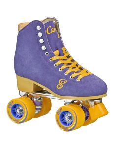Candi Grl Carlin Women's Roller Skate (Periwinkle/Orange)