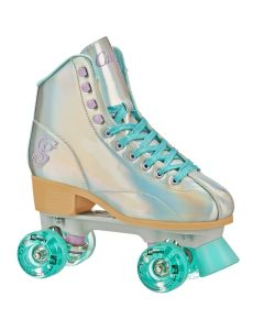 CANDI GIRL SABINA - Colorful Freestyle Roller Skates - HOLOGRAM/BLUE