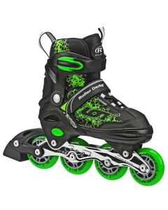 ION 7.2 Boy's Inline Skates - Adjustable Sizes (11-1) or (2-5)