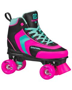 ROLLER STAR 750 Women's Hightop Roller Skates - Mint Maven