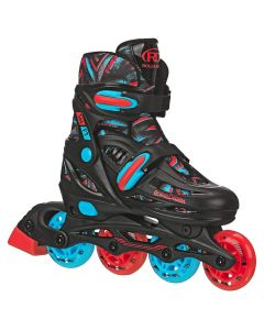 Shift Boy's Inline Skates - Adjustable Size (3-6)