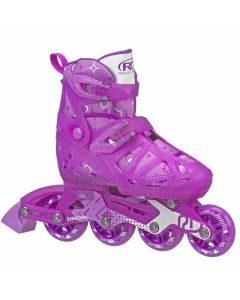 Tracer Girl's Adjustable Inline Skates