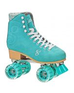 CANDI GIRL CARLIN Colorful Women's Freestyle Roller Skates - Seafoam