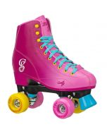 CANDI GRL SABINA Colorful Women's Freestyle Roller Skates - Pink/Blue