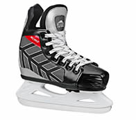 Ice hockey skates Image